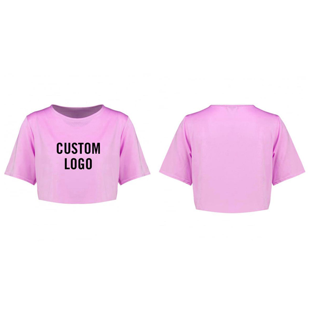 Custom Crop Top