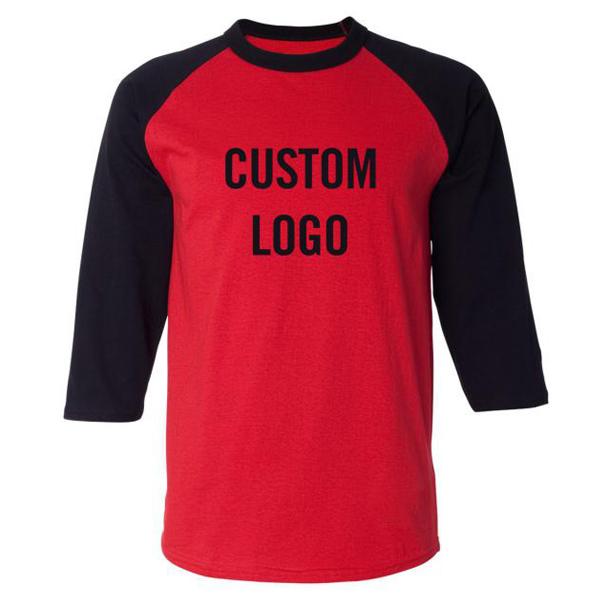 Custom Baseball Shirt