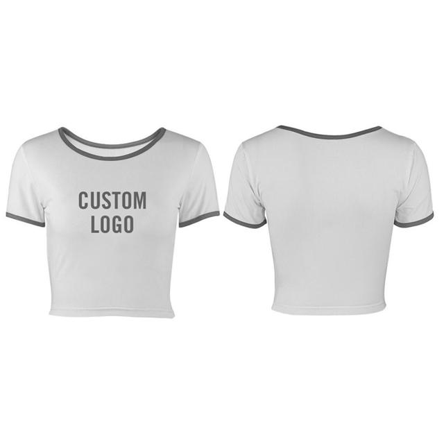 Custom Crop Top