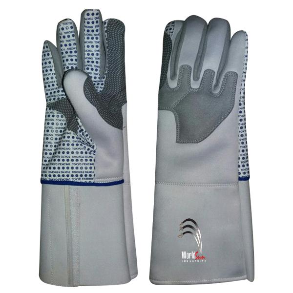 3D Fencing Gloves