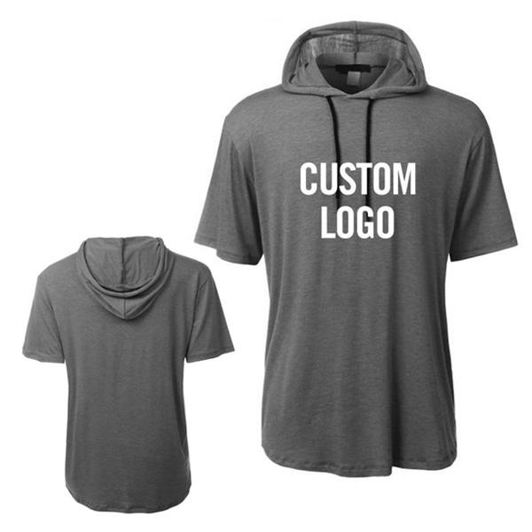 Custom Short Sleeve Hoodies