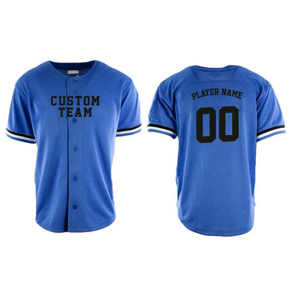 Custom Baseball Jersey