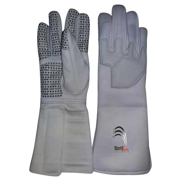 350N fencing gloves